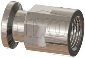 Biopharm Clamp Adapter X Female Npt Dixon Valve Us