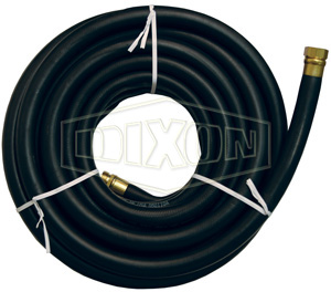Contractors Rubber Water Hose - Retail Packaged
