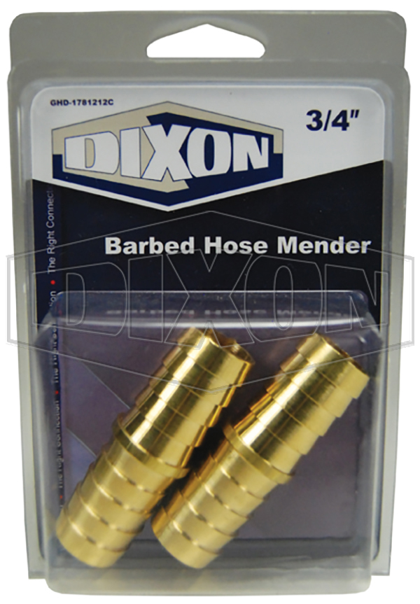Barbed Hose Mender - Retail Packaged