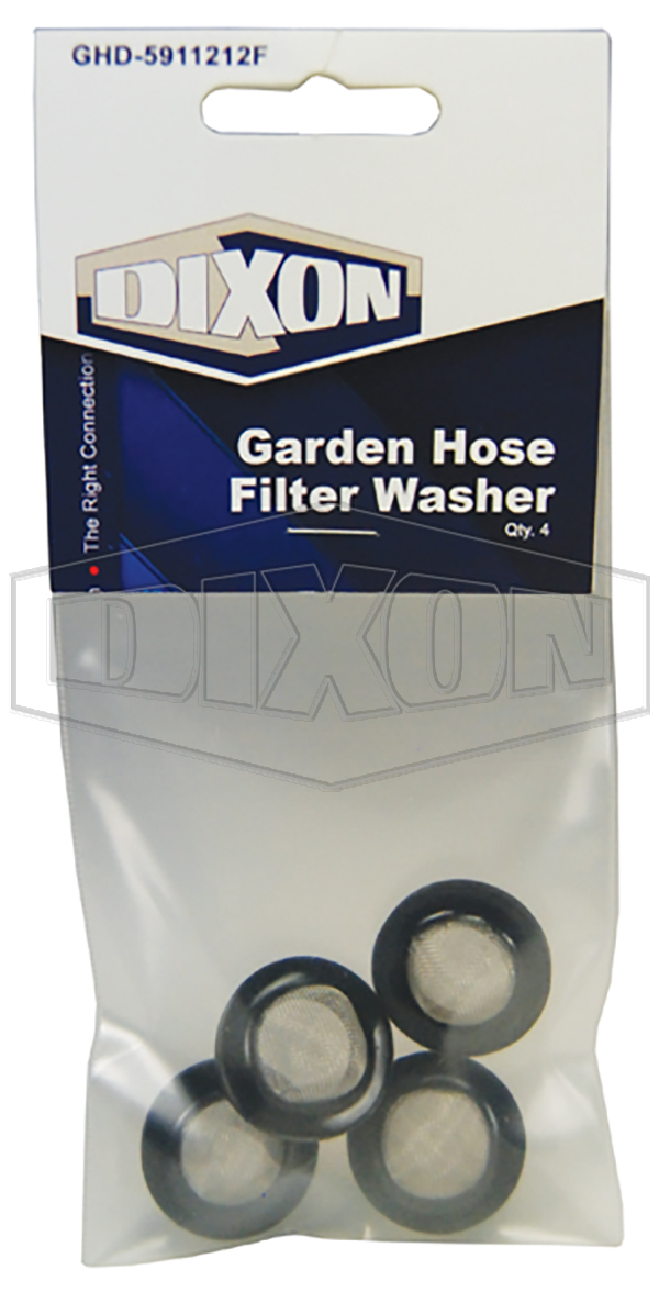 Garden Hose Filter Washer - Retail Packaged