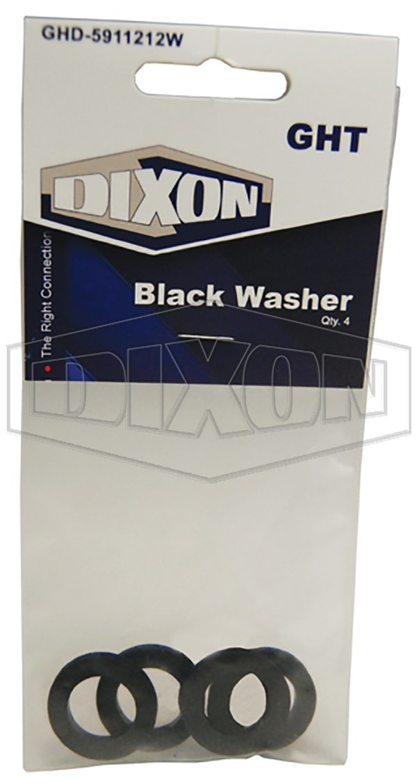 Black Washer - Retail Packaged
