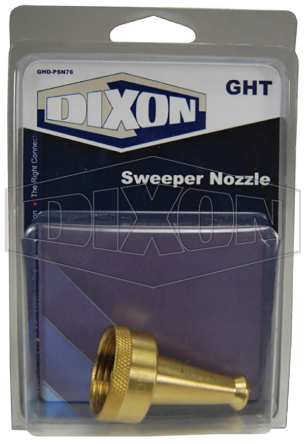 Sweeper Nozzle - Retail Packaged