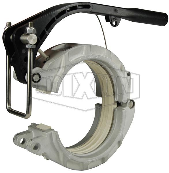 Aluminum quick connect clamp dixon valve us