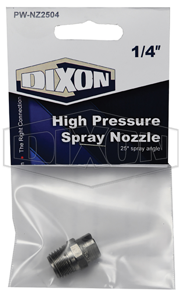 Spray Nozzle - Retail Packaged