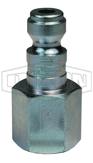 J-Series Automotive Pneumatic Female Threaded Plug