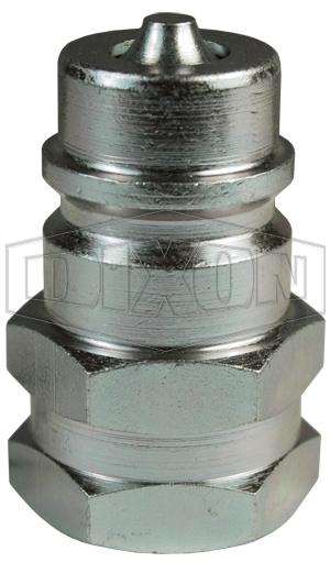 "3//8/"" X 3//8/"" Dixon 18 NPTF Female Thread 3KF3 Steel Hydraulic Coupler USA"