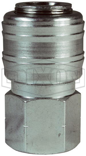 M-Series ARO Pneumatic Automatic Female Threaded Coupler