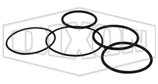 mann tek dry disconnect coupler o ring kit fkm