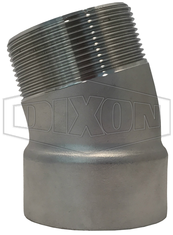 SS316 ELBOW 16.5º MF 25MM