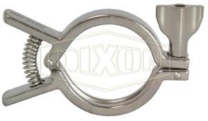 Single Pin Squeeze Clamp Dixon Valve Us