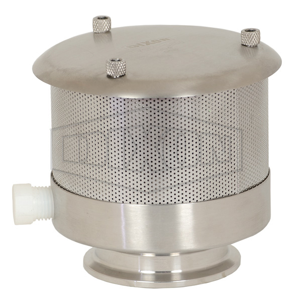 Stainless Steel Air Amp Vacuum Relief Tank Vent Valve