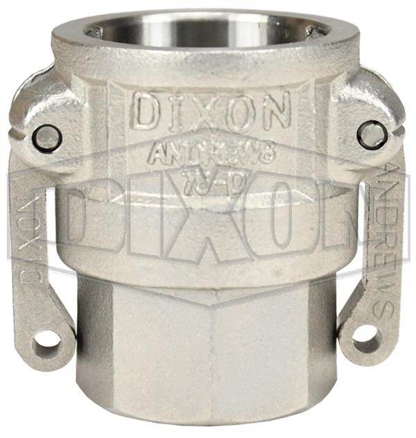 Dixon .75 VAC 45 TAN Elbow 316L BBLAST for DVF-C075R2T