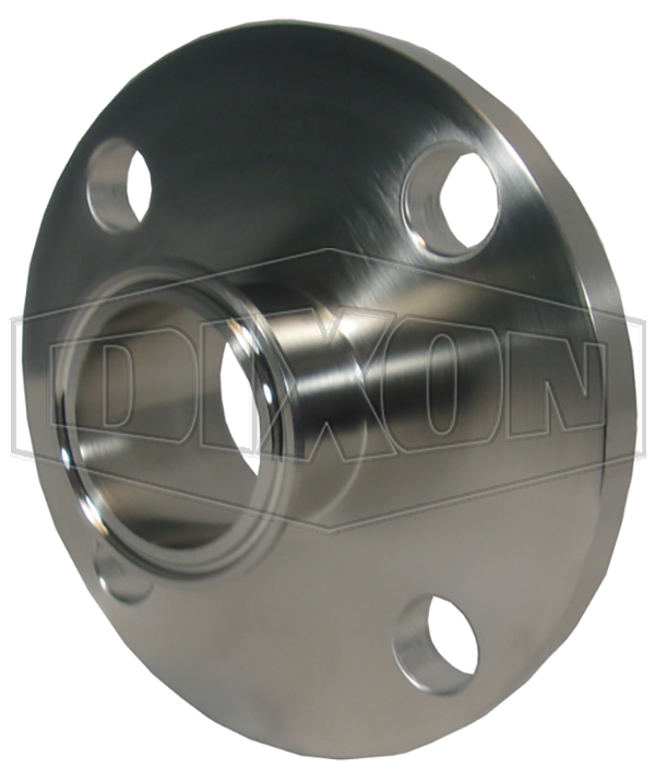 unpolished slip-on flange