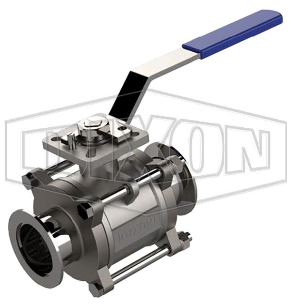 vacuum kf ball valve