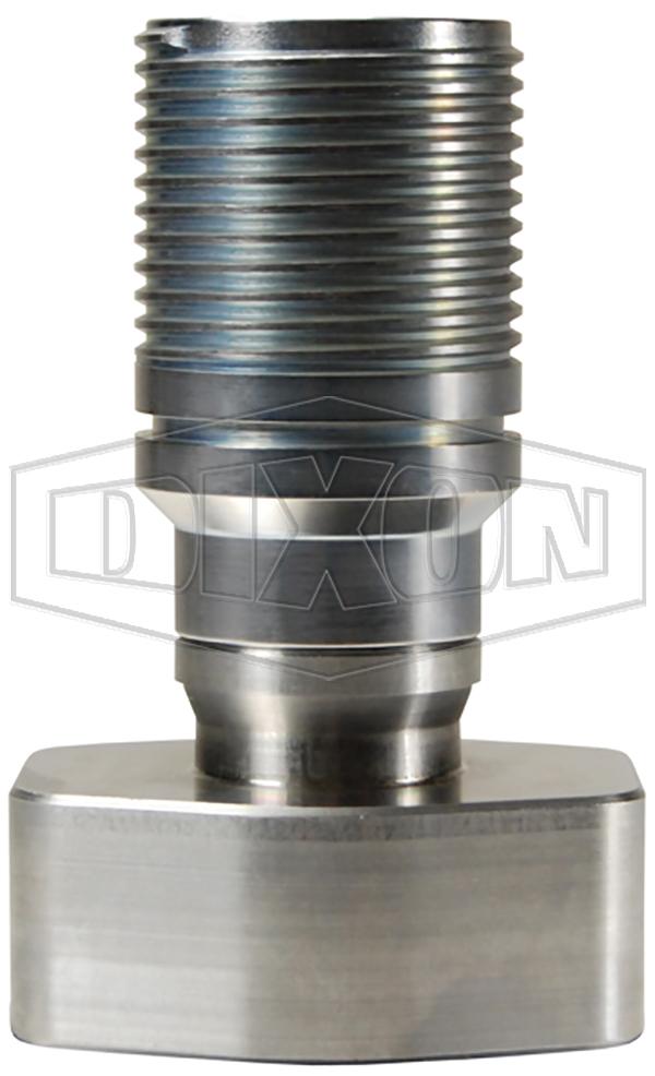 WS-Series High Pressure Wingstyle Code 62 Flange Pad Plug