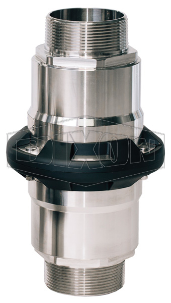 Mann Tek Safety Break-away Coupling Industrial Male NPT