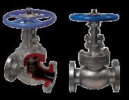 J Series Bellows Seal Globe Valve
