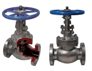 J Series Bellows Seal Globe Valve